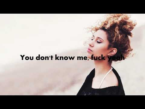 jax-jones-♫-you-don't-know-me-♫-ft.-raye-(lyrics)