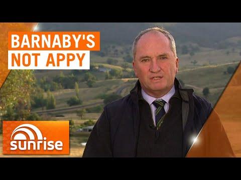 Coronavirus: Barnaby Joyce explains why he's opposed to COVID-19 tracking app | 7NEWS