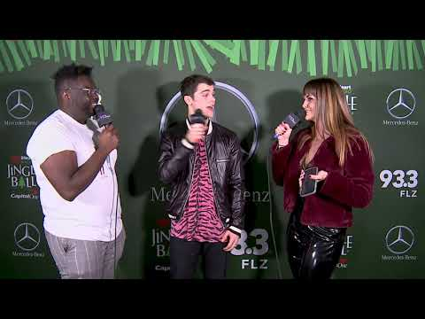 Katie Sommers - WATCH: Interview With AJ Mitchell At Jingle Ball Presented By Capital One