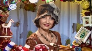 Шьём шляпки и береты. Делаем выкройку клоше. Используем сукно, драп, мех и трикотаж. Мастер класс