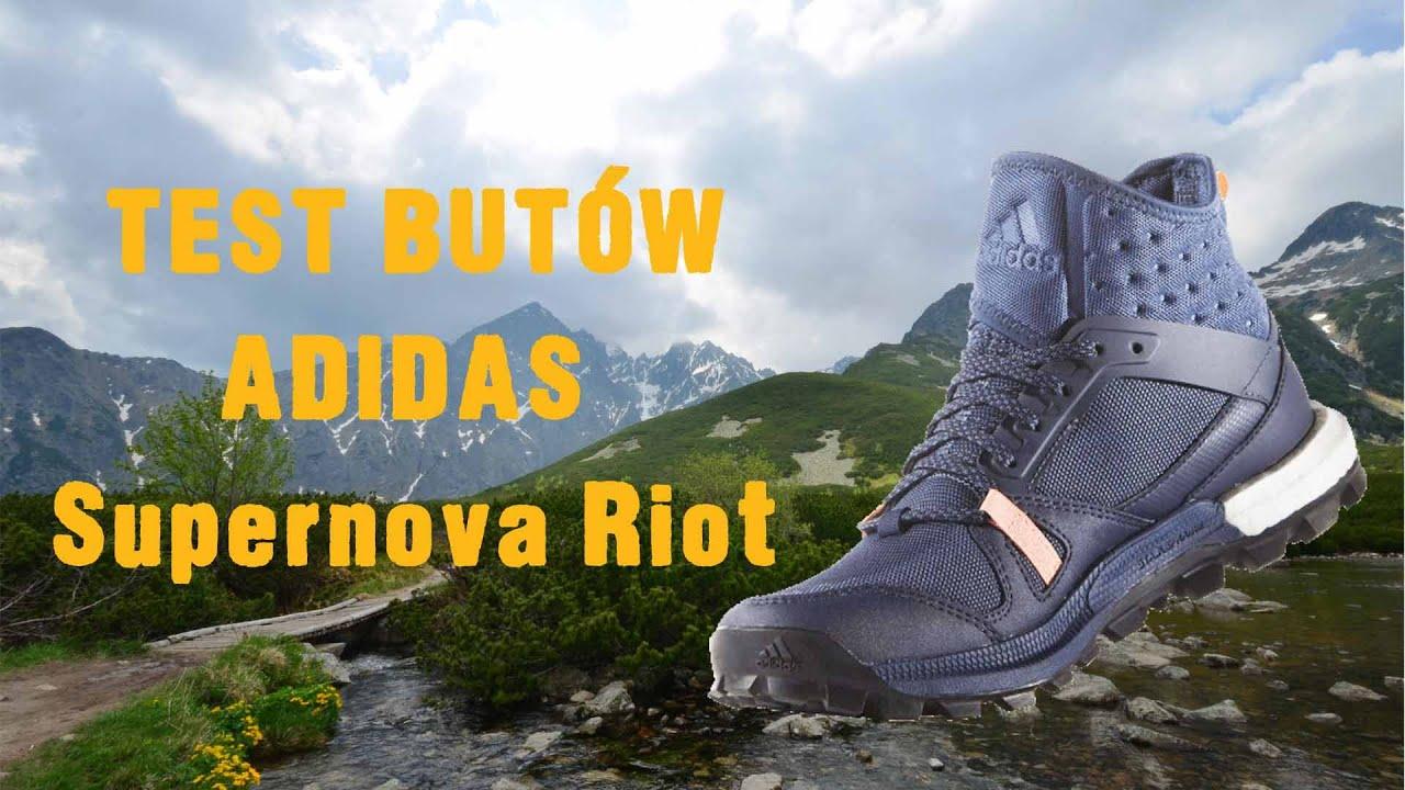Adidas Supernova Riot Boost Review