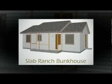 Different Forms Of Bunkhouse Plans - YouTube on ranch duplex designs, ranch house designs, ranch pool designs, ranch kitchen designs, ranch bungalow designs, ranch office designs,