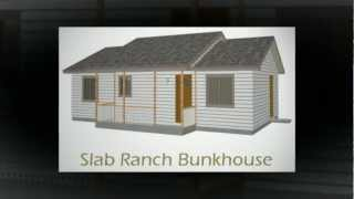 Different Forms Of Bunkhouse Plans