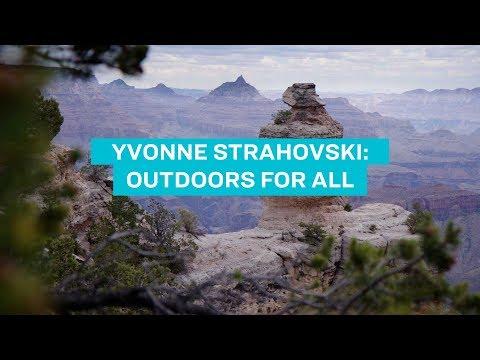 Yvonne Strahovski: Outdoors For All