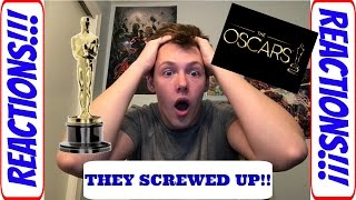 oscars mistake moonlight wins best picture after la la land mistakenly announced reaction