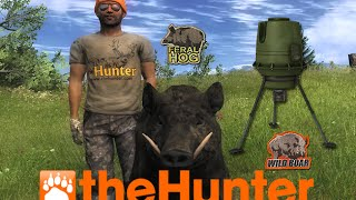 Watch Feeder Hunter video