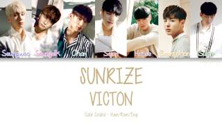 Video VICTON [빅톤] - SUNRIZE (Color Coded Lyrics | Han/Rom/Eng) download MP3, 3GP, MP4, WEBM, AVI, FLV Maret 2018