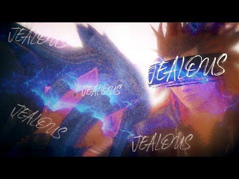 [GMV/AMV] Kingdom Hearts (Axel X Saïx/Lea X Isa) II Jealous (🎵 Happy Now, Jim Yosef )