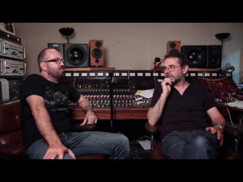 Daniel from TheGigRig talks to producer Paul Stacey G2 Black Crowes, Oasis, Crowded House