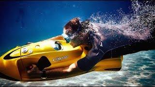 Подводный скутер Seabob | Новинки Наука и техника