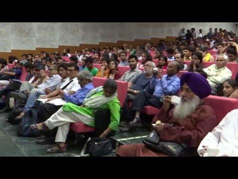 Voices of Azaadi : Remembering Prof. Bipan Chandra, 28.03.2016