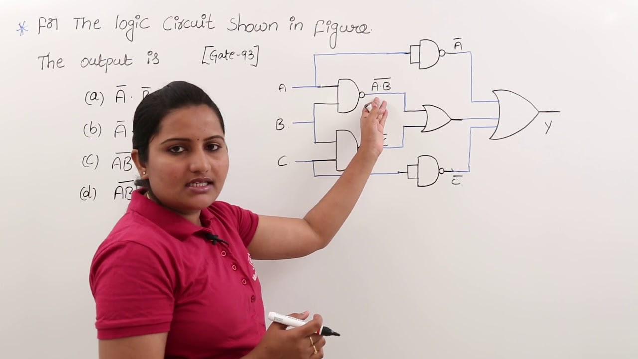 Logic Gates Gate Problem Example Youtube Here Are Some Circuit Problems