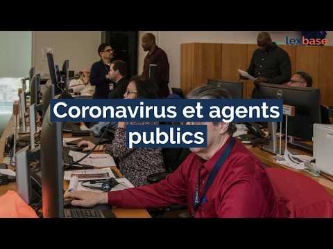 #Coronavirus: agents publics, quelles mesures ?