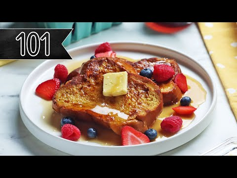 How To Make The Best Classic French Toast
