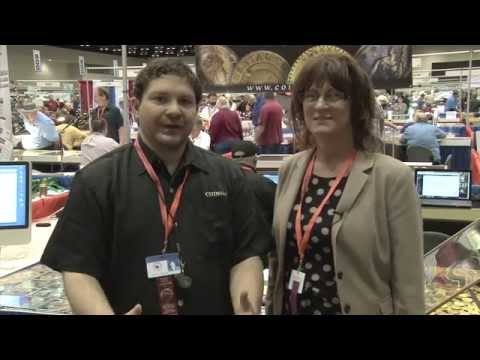 American Numismatic Association And CoinWeek Announce New Membership Initiative. VIDEO: 2:03.