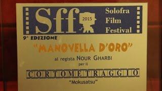 """Solofra Film Festival- Manovella D'Oro 2015 il cortometraggio """"Mokusatsu"""" di Nour Gharbi"""