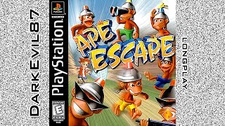 Ape Escape - DarkEvil87
