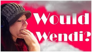 Would Wendi 3: Fingers in Mouth