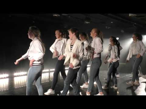 Bårdar Talent: On Broadway - Koreografi: Chet Walker