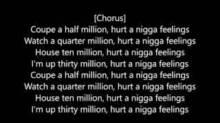 Gucci Mane - Hurt Feelings LYRICS