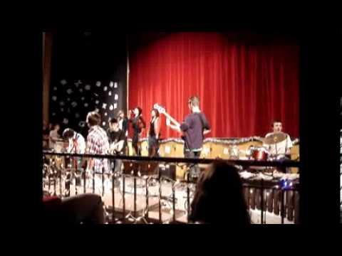 "Earl Haig Sopps Assembly - ""School of Rock"""