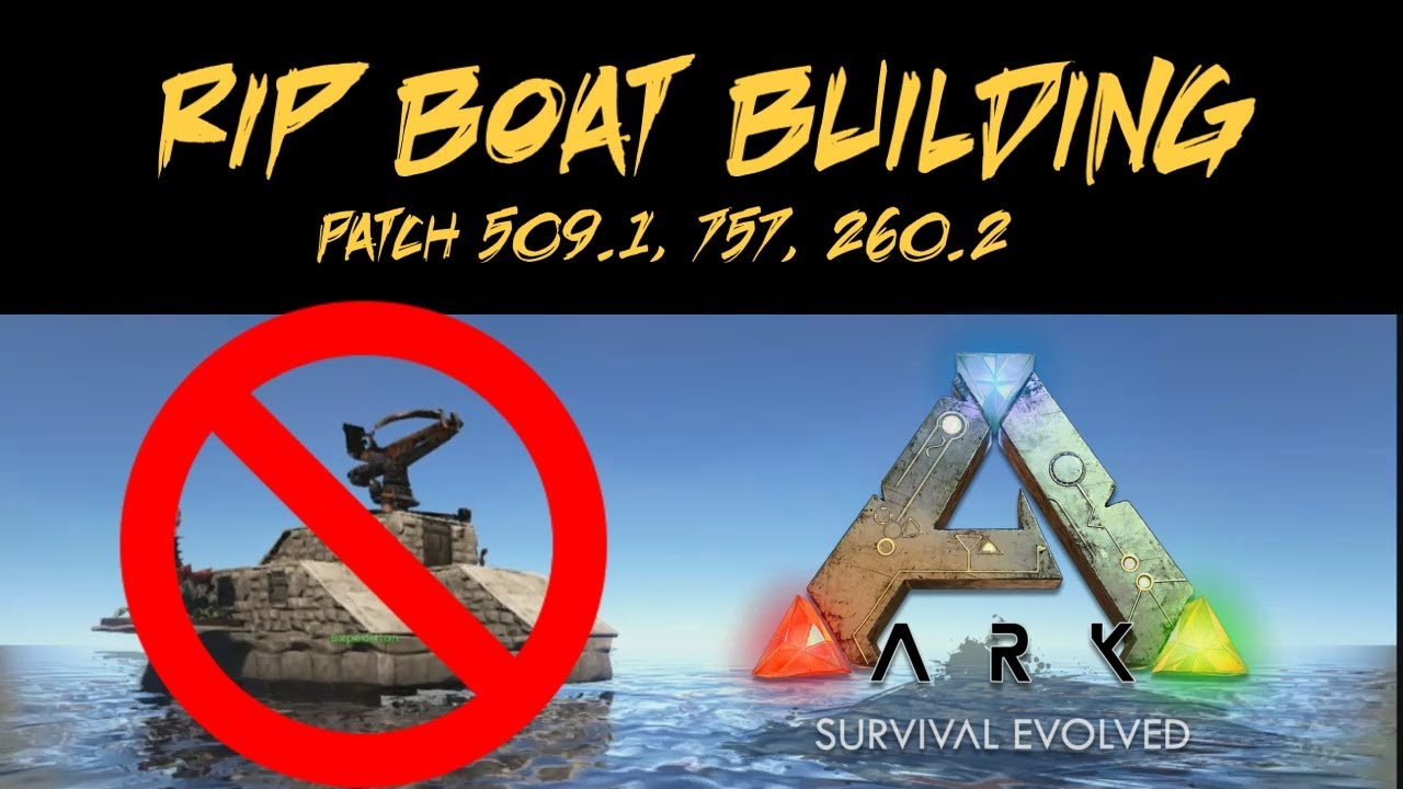 Raft exploit fixed - Page 3 - General Discussion - ARK