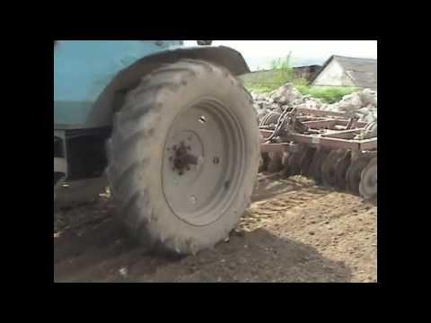 Технология стабилизации грунтов АНТ (Нагорный Карабах, 2010)