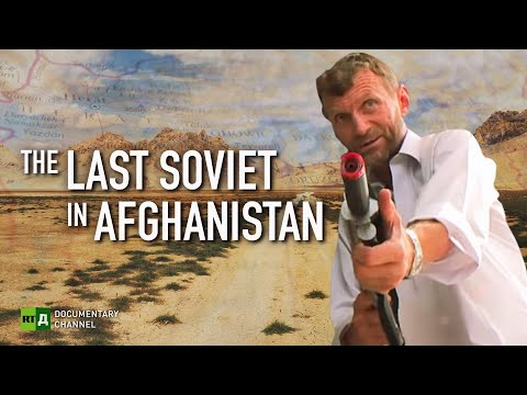 The Last Soviet in Afghanistan