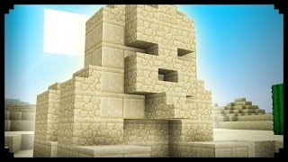 ✔ Minecraft: How to make a Sphinx
