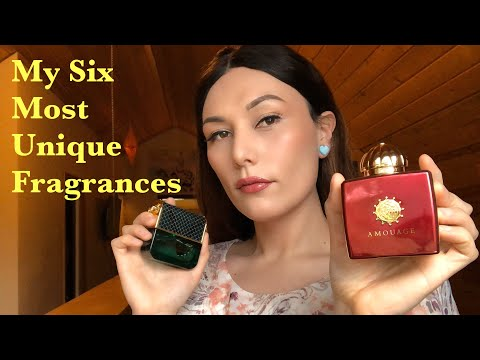 Six Of My Most Unique Fragrances
