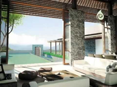 Embun Luxury Villas Youtube