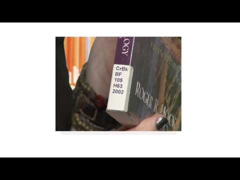 APA Style Reference List: How to Reference Books