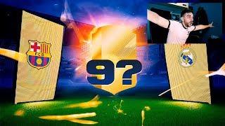 EL MEJOR PACK OPENING DE FIFA 18