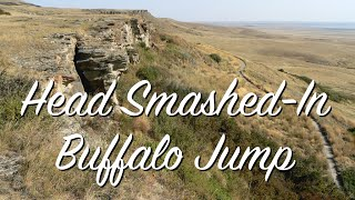 Head Smashed-In Buffalo Jump [S2E11 Pt.2 - Southern Alberta UNESCO]