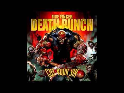 Five Finger Death Punch - No Sudden Movement (AUDIO)