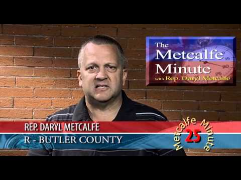 The Metcalfe Minute: Pennsylvania's Defense of Marriage Act