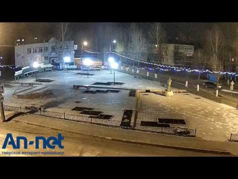 Ночью в Кувшиново