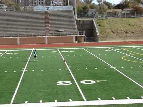 Dodge City Middle school kicker