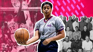 The First Female NBA Referee Was Told to Go Back to the Kitchen | Bold & Untold by MAKERS