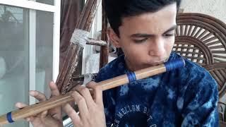 Behati hawa sa tha vo song..on flute