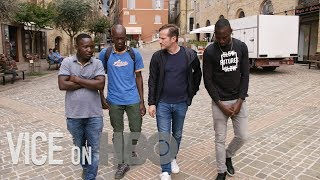 Migrant Crisis Tensions Turn Bloody In Europe | VICE on HBO (Bonus)