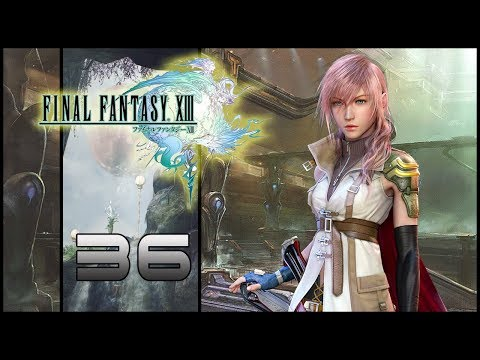Guia Final Fantasy XIII (PS3) Parte 36 - Armamento de Paals