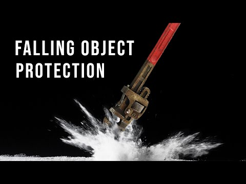 Falling Object Protection | Tool Lanyards, Safety Nets, Fall Protection, Oregon OSHA