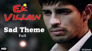 "Most heart touching sad background music from movie ""ek villain"""