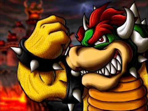 New Super Mario Bros. Wii - Final Boss Orchestra Mix