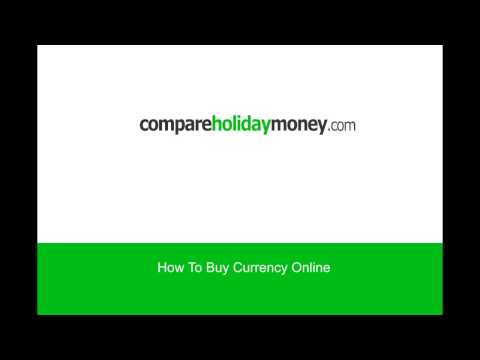 How To Buy Foreign Currency Online