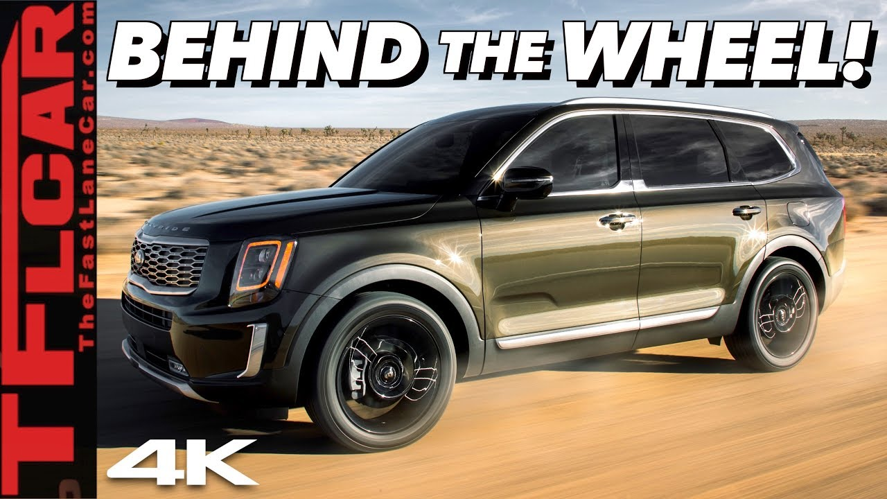 2020 Kia Telluride Here S What You Need To Know Youtube