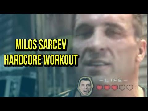 Milos Sarcev Hardcore Workout