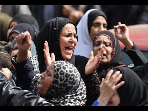 الهجمات الإرهابية في مصر تستهدف الجيش ورجال الأمن  - نشر قبل 60 دقيقة