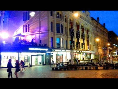 Nightlife in Helsinki